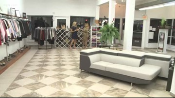 Dress for Success Buffalo shows off new, larger location