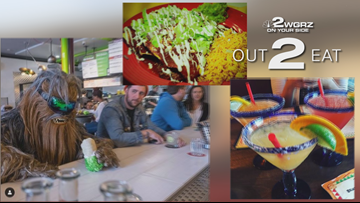 Out 2 Eat: Cinco de Mayo