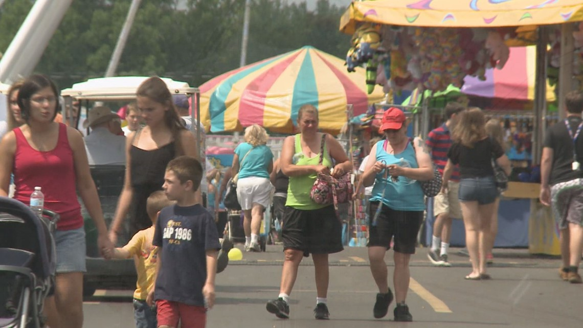 new food options at the 2018 erie county fair