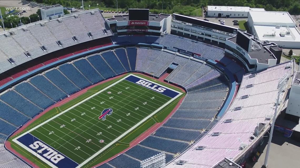 Transparency On New Bills Stadium?