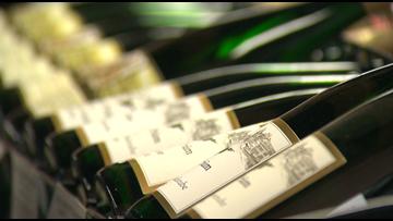 Study looks at adding nickel deposit on wine, liquor in New York