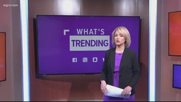 What's Trending: Space Force, Airbnb Italy Trip, & Art in African Desert