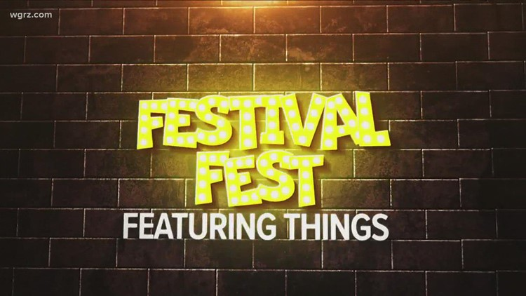 Festival Fest: Oct. 9 and Oct. 10