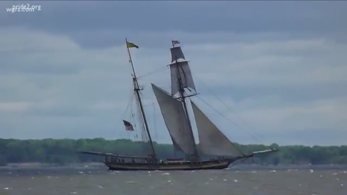 historic tall ships coming to buffalo on fourth of july