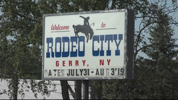 Gerry Rodeo celebrates 75 years