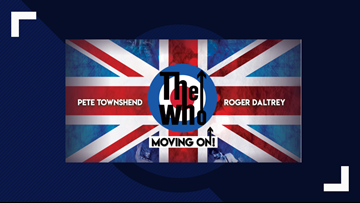The Who is coming to Buffalo May 9
