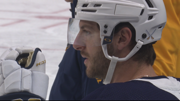 Sabres season preview: 1-on-1 with Colin Miller
