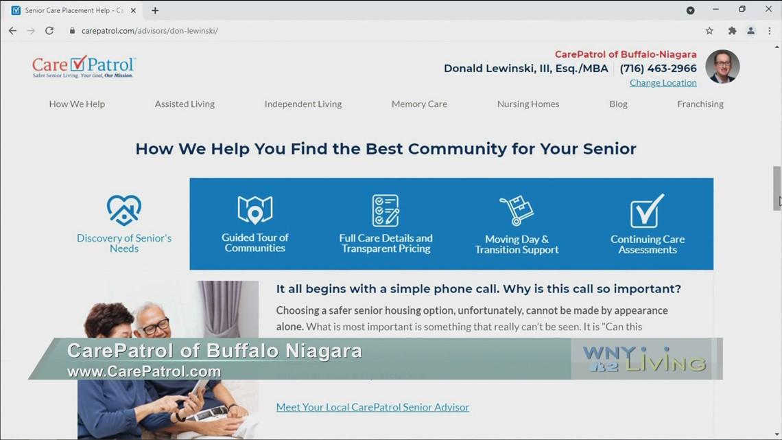 June 26 - CarePatrol of Buffalo Niagara