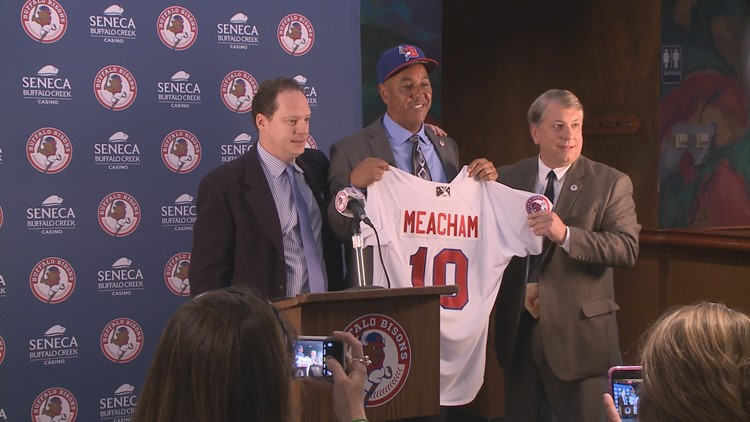 Bobby Meacham out as Buffalo Bisons skipper