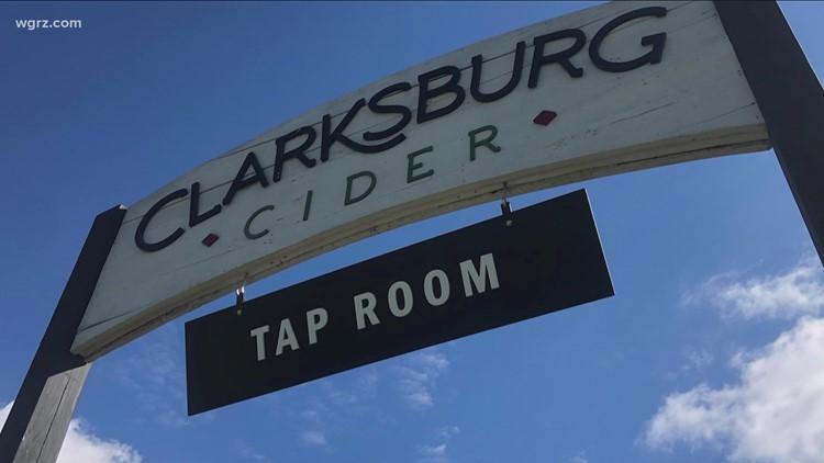 Most Buffalo: Clarksburg Cider serving up hand-crafted hard cider at new taproom in Lancaster