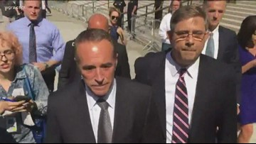 Prosecutors recommend up to 57 months in prison for former Congressman Chris Collins