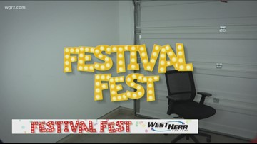 Festival Fest: Unsolved Mystery edition