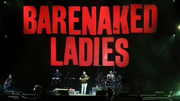 Barenaked Ladies, Gin Blossoms & Toad the Wet Sprocket to perform at Artpark this summer