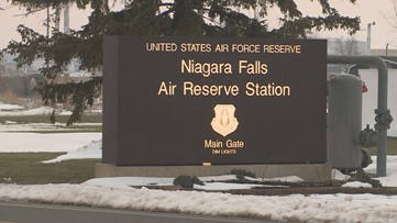 Air National Guard member from Amherst to help in New York City
