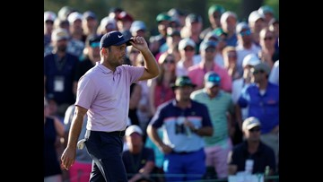 Molinari Leads By Two Heading into Final Round of Masters