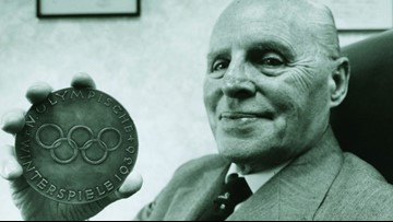 Buffalo Olympian Who Told Off Hitler