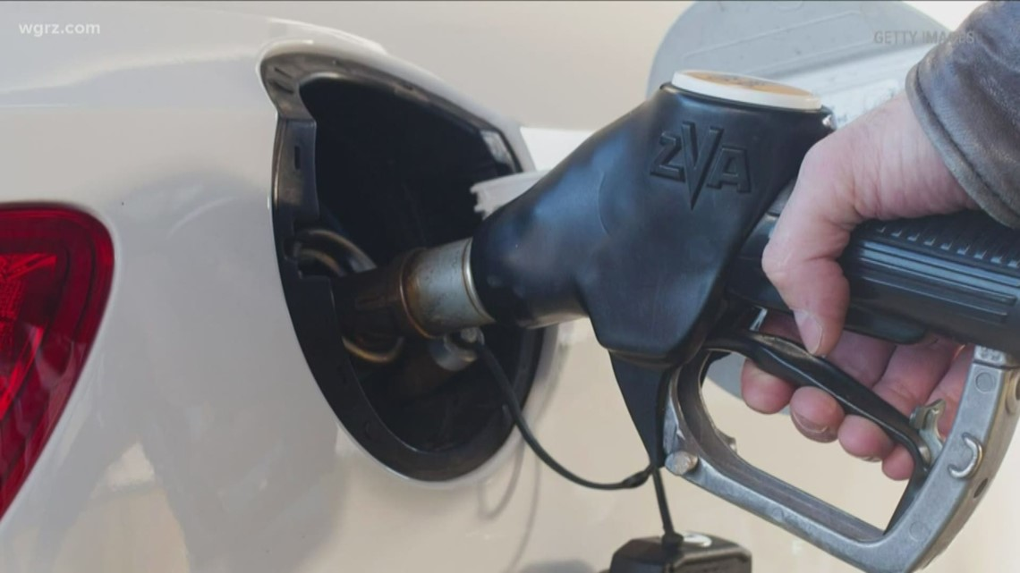 Gas prices are down 49 cents from last year nationally