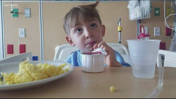 Event raises money, provides support for 3-year-old boy battling cancer