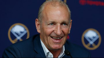 Buffalo Sabres players excited to play for new head coach Ralph Krueger
