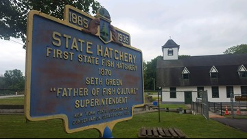 Unknown Stories of WNY: The oldest fish hatchery still going strong