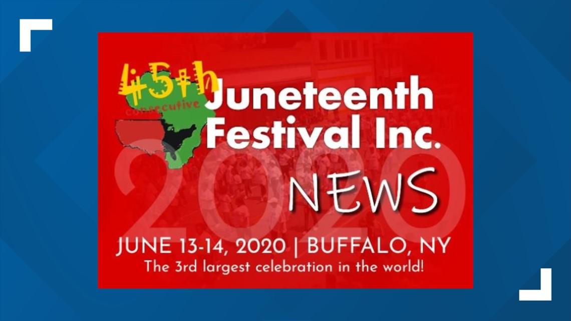 Juneteenth Festival Of Buffalo 2020 Wgrz Com