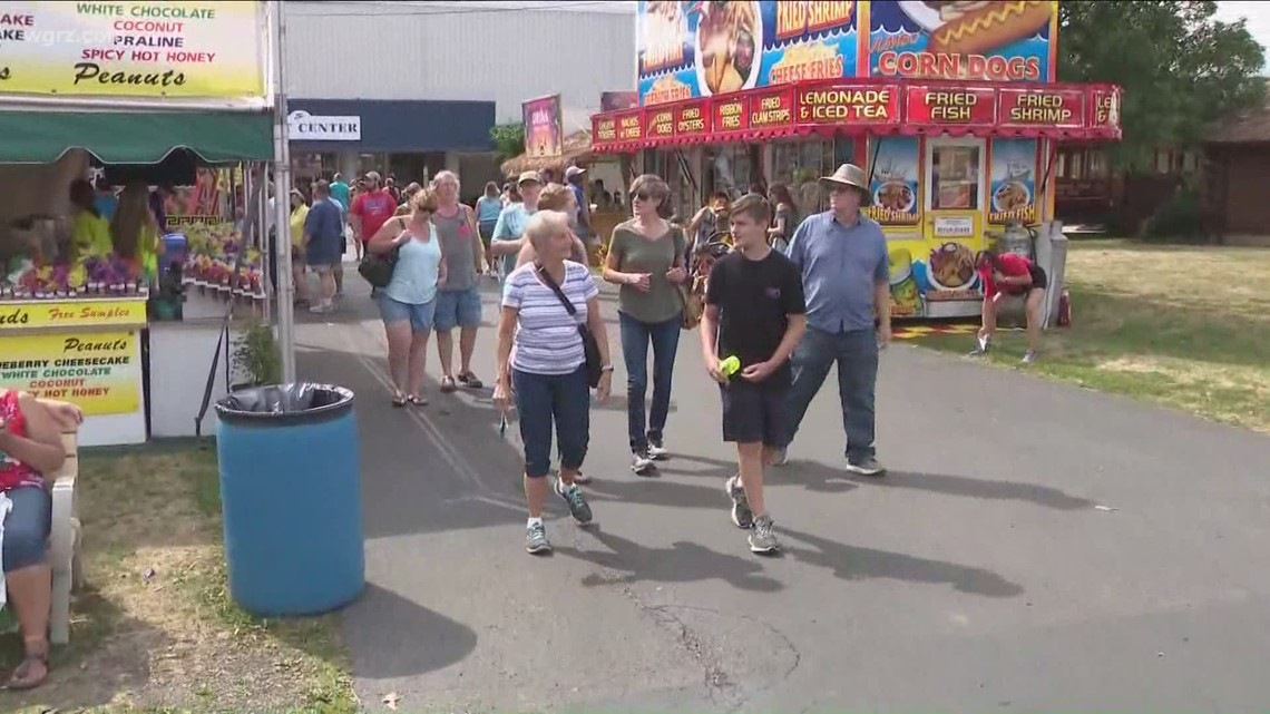 Erie County Fair submits plans to NYS