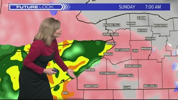 Storm Team 2 Maria Genero Has Your Late Forecast for November 29, 2019
