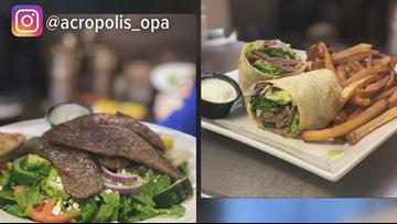 Out 2 Eat: Gettin' Greek