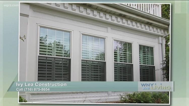 April 17 - Ivy Lea Construction