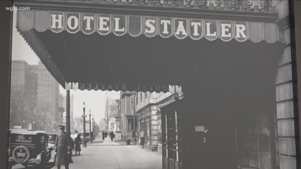 Unknown Stories of WNY: 100 years of Statler stories