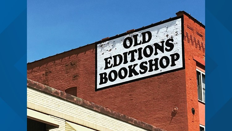 Old Editions Book Shop