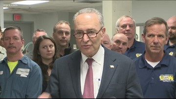 Chuck Schumer: 'Progress' made in talks to avoid government shutdown