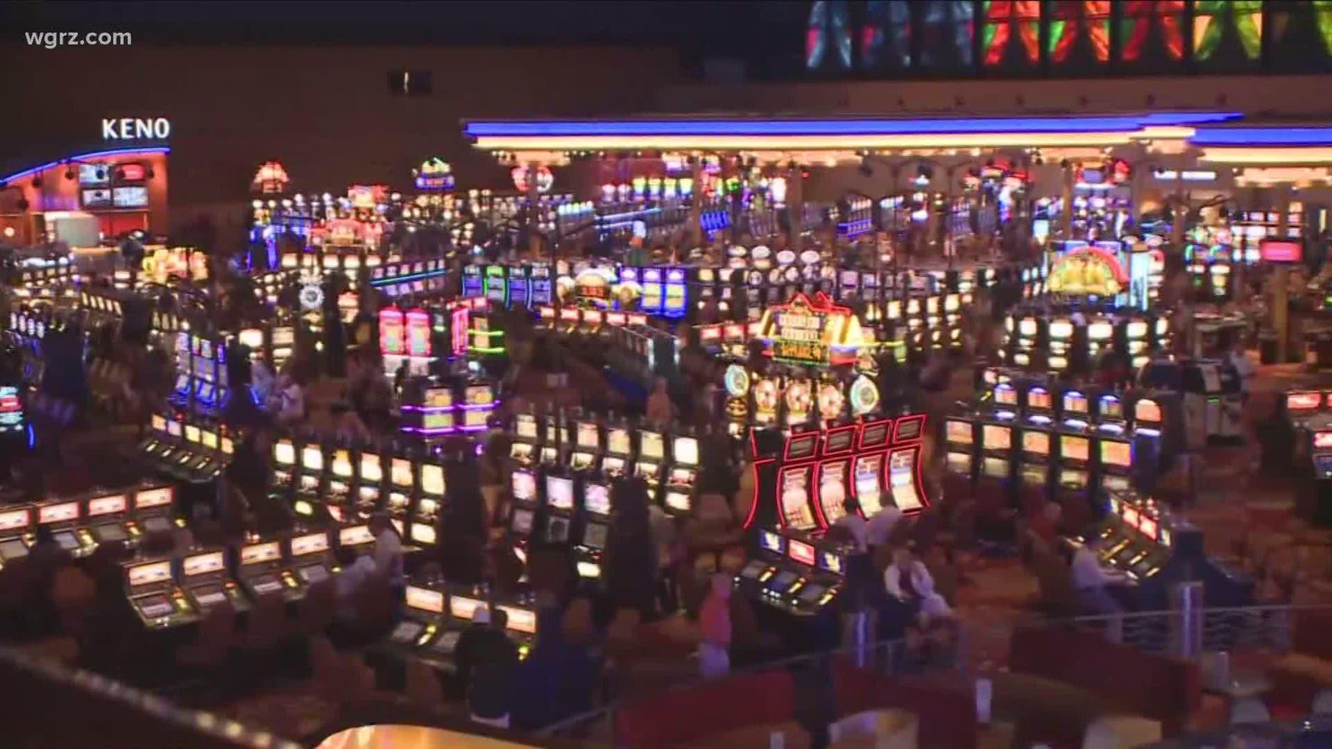 Buffalo casino news blue chip casino, michigan city, mi