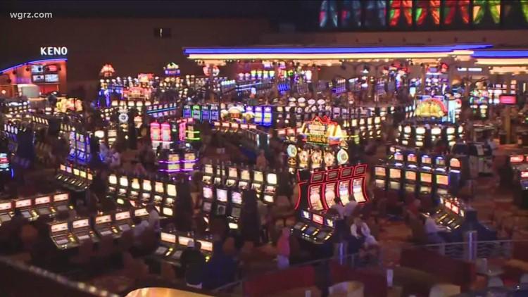 Seneca buffalo creek casino careers