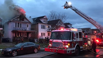 5 dogs, 2 cats die in North Buffalo house fire