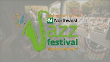 August 17 - Northwest Jazz Festival