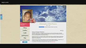 NFPD Rules Toddler's Death A Homicide