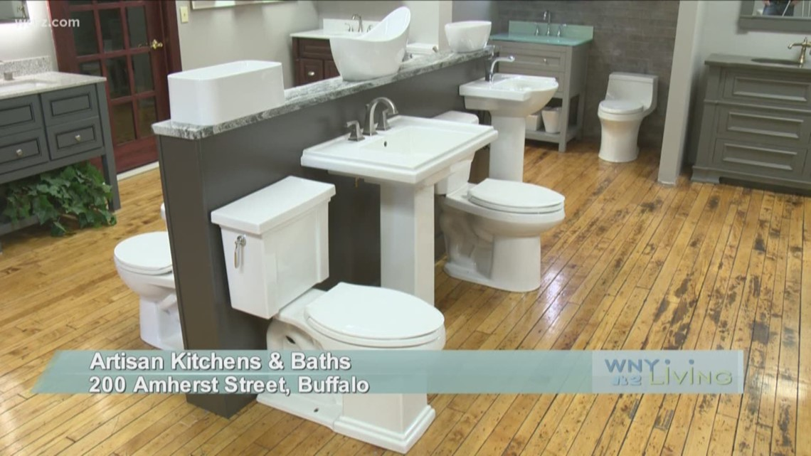 October 6 - Artisan Kitchens and Baths | wgrz.com