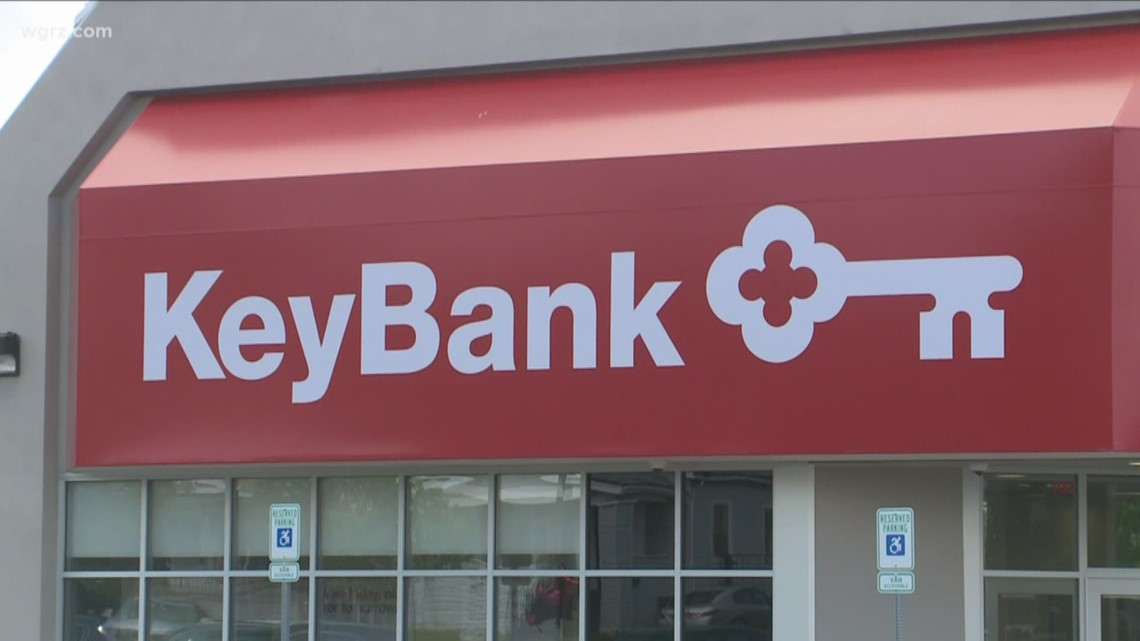 KeyBank is closing eight branches in Western New York, from Buffalo to the suburbs