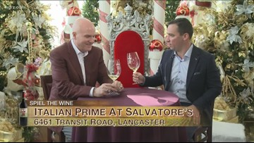 Kevin is joined by Russell Salvatore to discuss New Years at Italian Prime at Salvatore's