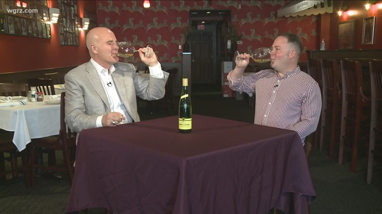 Kevin tries the Joseph Cattin Gewurztraminer joined by Dave McMurray