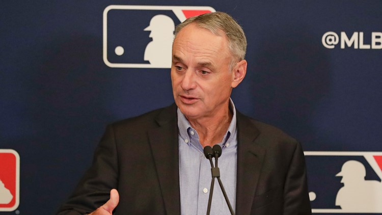 MLB Commissioner in Buffalo to see Sahlen Field