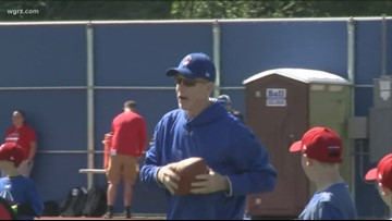 Williamsville North to hold Jim Kelly Football Camp
