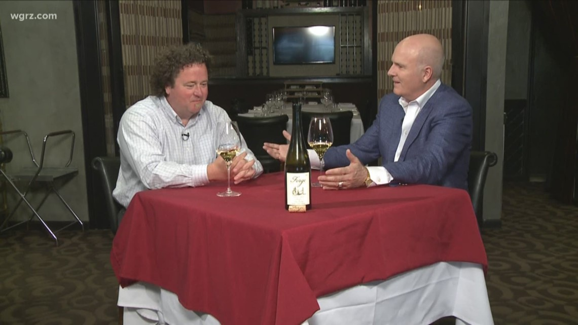 Kevin is joined by Rick Rainey of Forge Cellars Winery