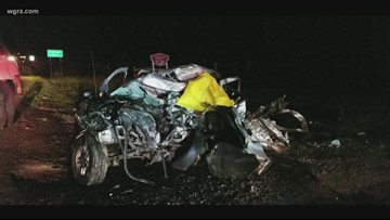 Southern Tier Man Dies In Overnight Crash