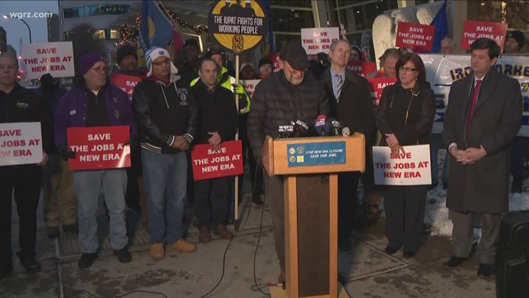 Lawmakers Join Effort To Save New Era Jobs