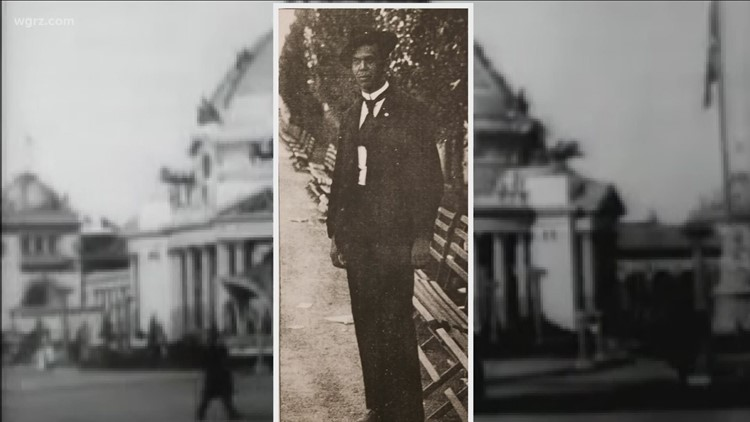 Big Jim Parker: The man who tackled President McKinley's assassin
