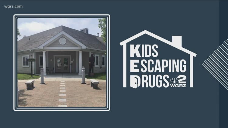 Kids escaping drugs impacted by pandemic