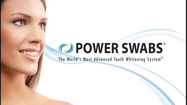 February 20 - Power Swabs Teeth Whitening