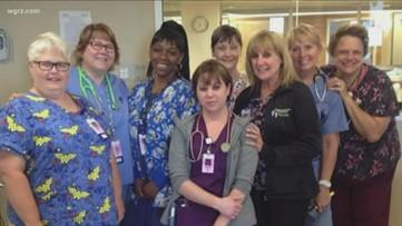 Local nurses help coworker battling cancer